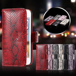 Deluxe Snake Skin Full Case For iPhone - Best iPhone Cases