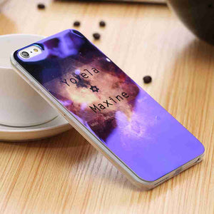 Blue Ray Rose Heart Stars Soft TPU Back iPhone Case - Best iPhone Cases