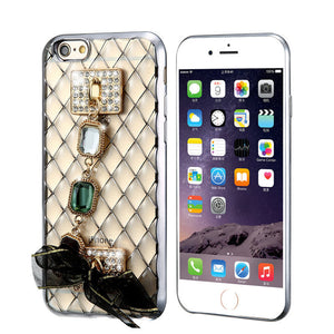 Rhinestone Silicone Case For iPhone - Best iPhone Cases