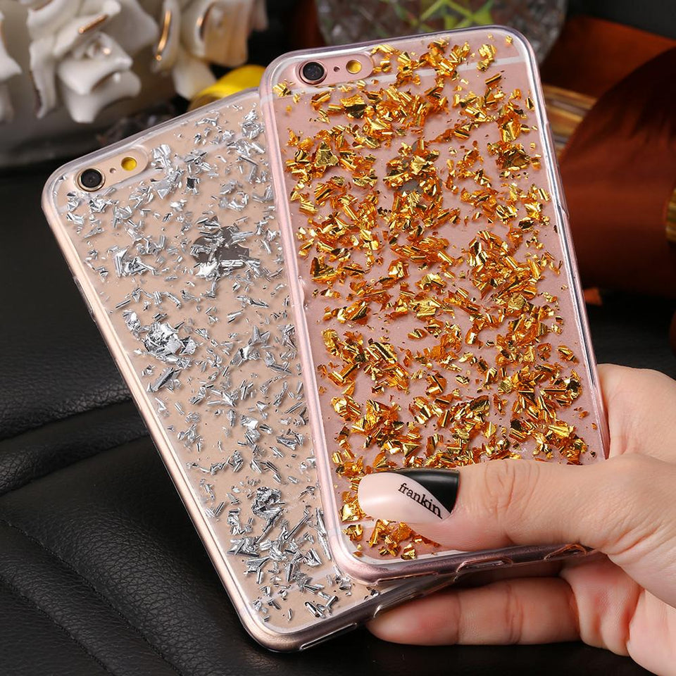 Luxury Bling Soft Slicone Case For Apple iPhone - Best iPhone Cases