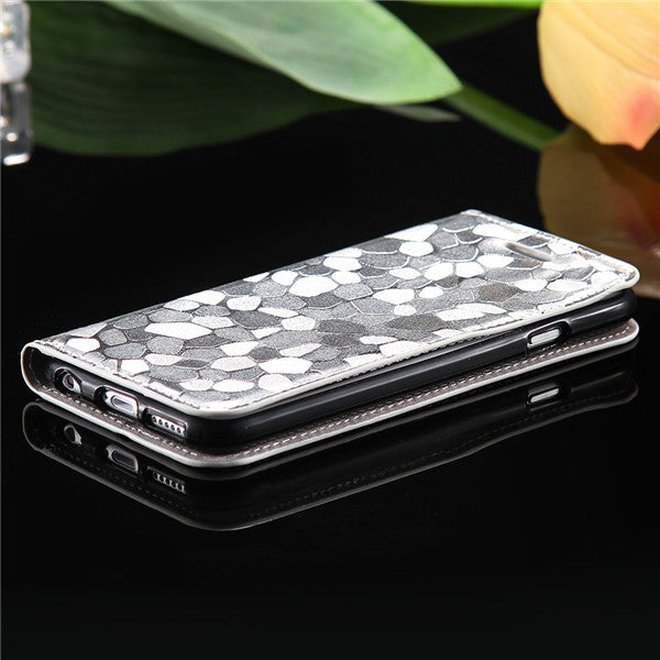 Ultra Slim PU Leather Flip Case for Her - Best iPhone Cases