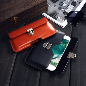Universal Buckle Waist Bag Pouch Purse For iPhone Cases - Best iPhone Cases