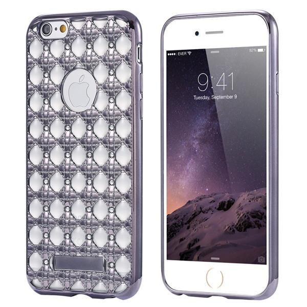 Ultra Thin Diamond Silicone Case - Elegant Case