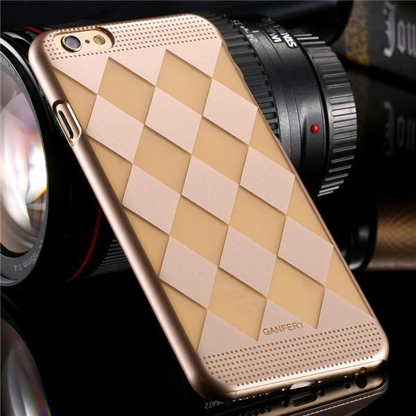 Gold Hard Cover For iPhone Ultra Slim - Best iPhone Cases