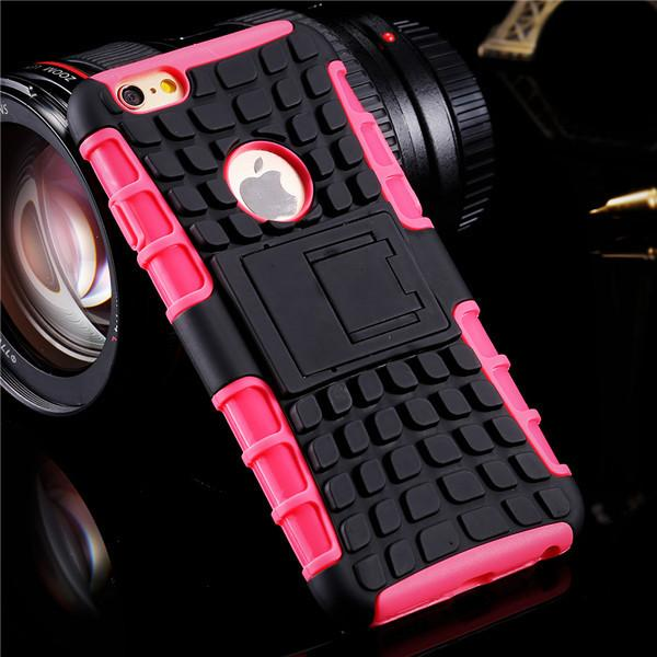 Hybrid KickStand Heavy Duty Case - Best iPhone Cases