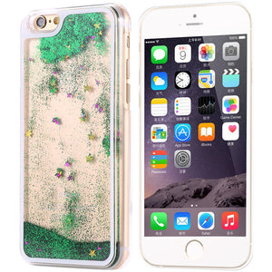 Transparent Liquid Hard Case for iPhone - Best iPhone Cases