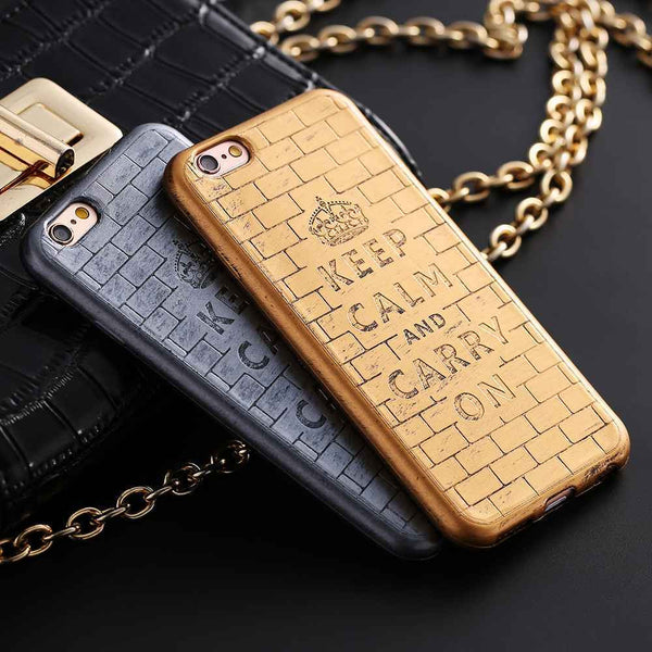 Luxury Ultra Thin Phone Case For iPhone - Elegant Case