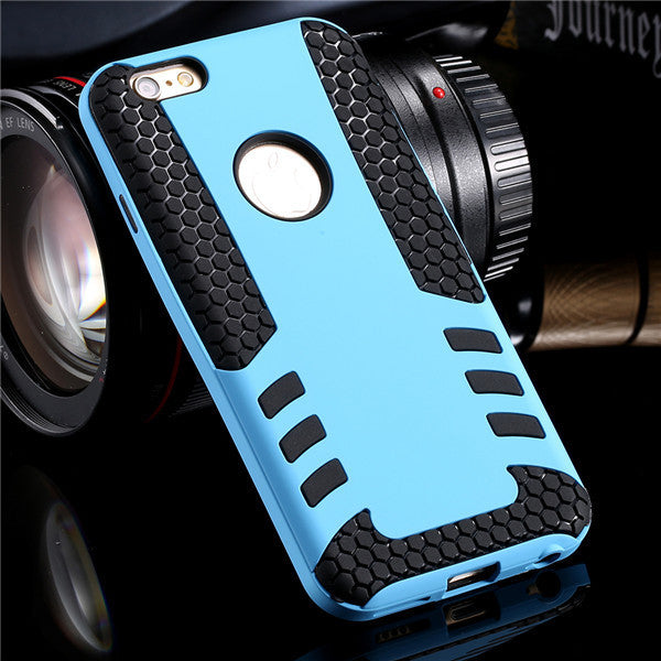 Slim Rocket Back Case For iPhone 5.5inch Hard PC Frame - Best iPhone Cases
