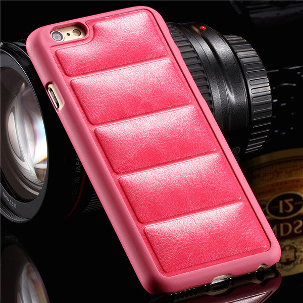 PU Leather Protective Soft Cover for iPhone - Best iPhone Cases