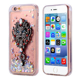 Liquid Glitter iPhone Case - Elegant Case