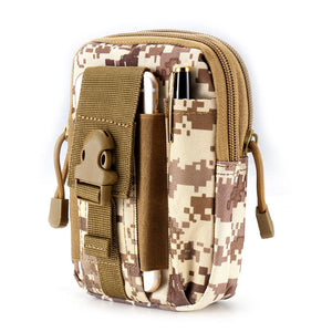 Waist Nylon Military Outdoor Sports Bag for iPhone - Best iPhone Cases