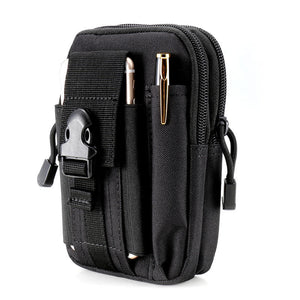 Waist Nylon Military Outdoor Sports Bag for iPhone - Elegant Case