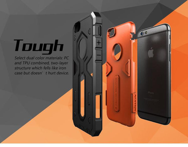 Dust Proof Hard Case for Apple iPhone - Elegant Case