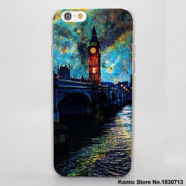 London Style Cases for iPhone - Elegant Case