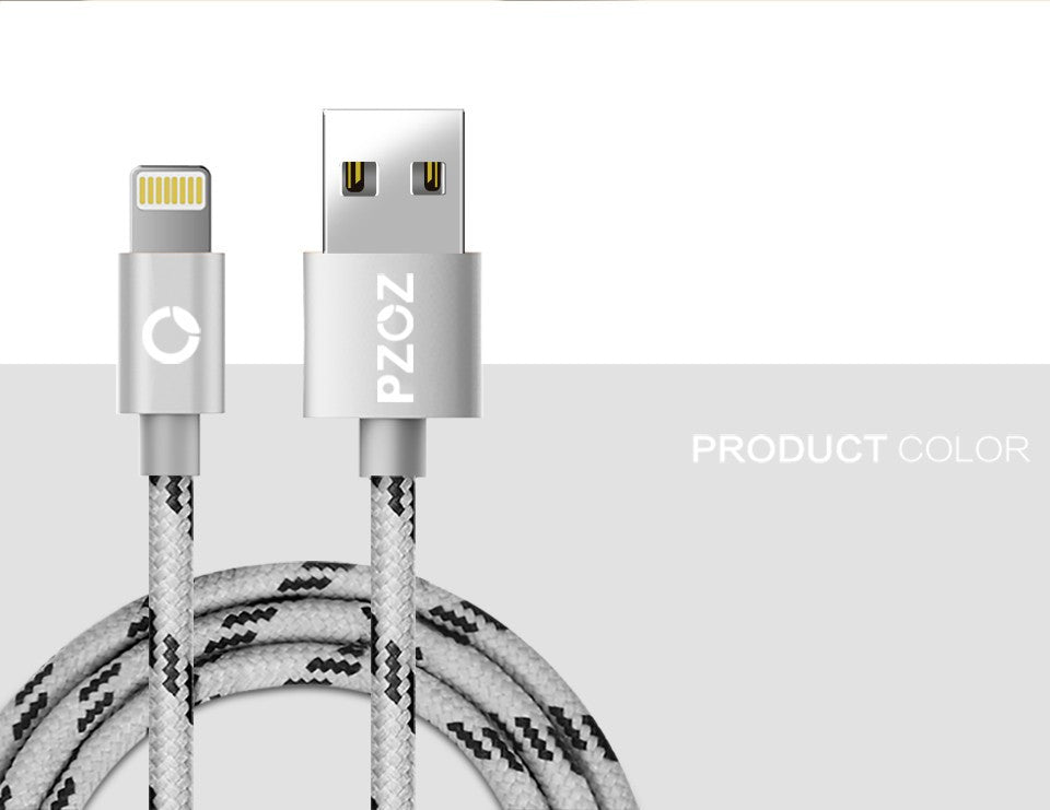 Gold Plated Super Fast Charger Cable for Your iPhone - Best iPhone Cases