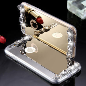 Luxury Damiond Case For Apple iPhone - Best iPhone Cases