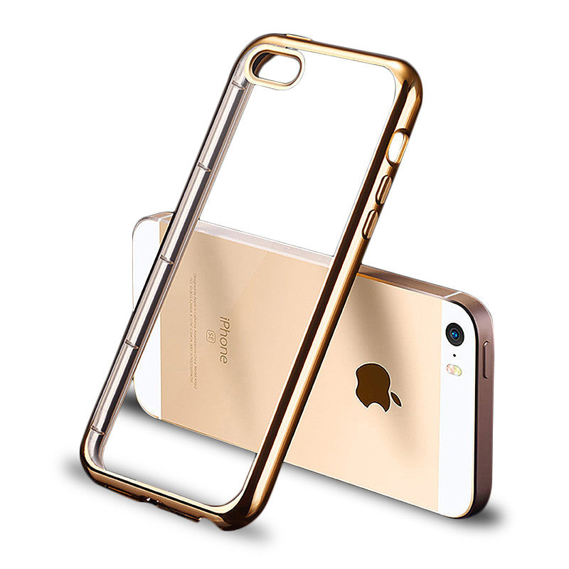 Transparent Soft Silicone Cover For iPhone - Best iPhone Cases