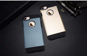 Hybird Shockproof Hard Back Case - Elegant Case