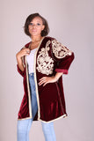 Veste longue traditionnelle arabe