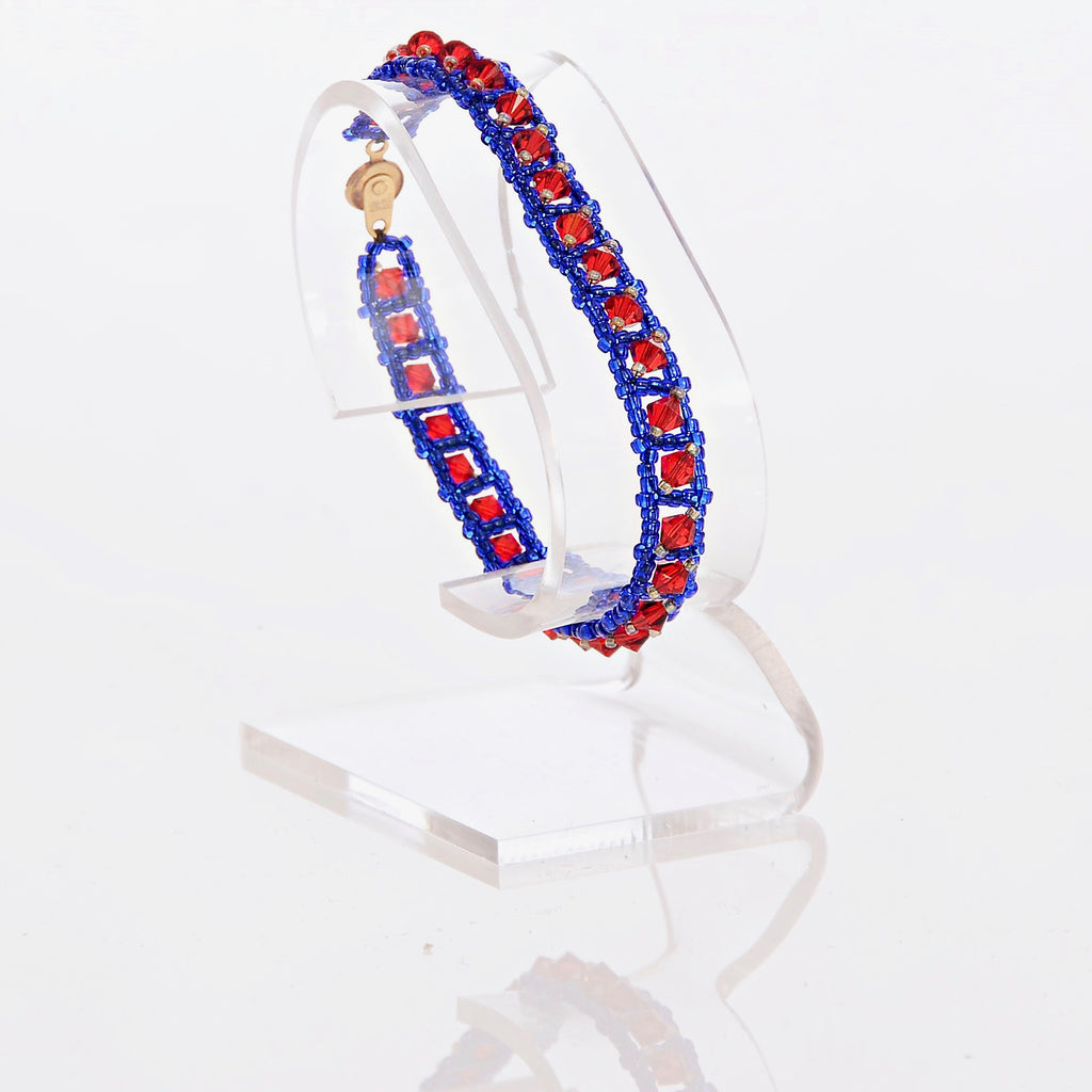 Team Colors b06 - Tennis Bracelet