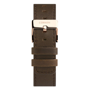 COFFEE LEATHER 20MM