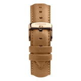 Load image into Gallery viewer, COGNAC LEATHER 20MM