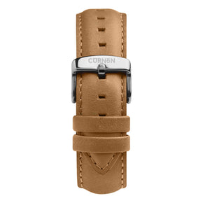 COGNAC LEATHER 20MM