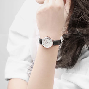 Đồng Hồ Thời Trang Moraine Curve - Curnon Watch