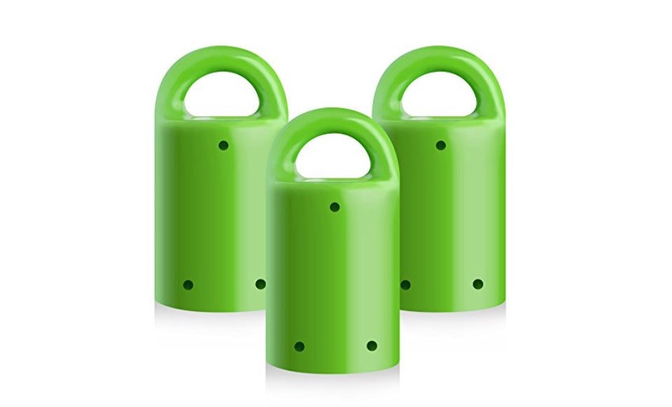 MagnetPal 3 pack Heavy-Duty Neodymium Anti-Rust Magnet, Best for Magnetic Stud Finder / Key Organizer / Indoor and Outdoor Multi Uses