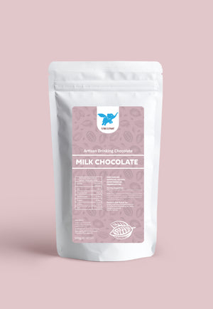 Milk Chocolate by Flying Elephant 500g
