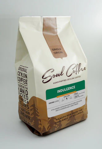 Indulgence Dark Roast - Ground Coffee 500g