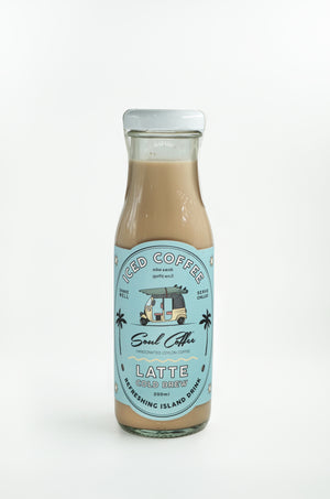 Latte Cold Brew 200ml