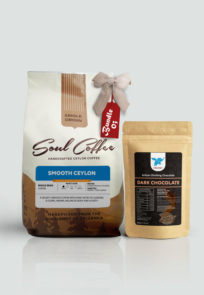 Bundle Offer 03 - Make Your Own (Coffee + Chocolate)