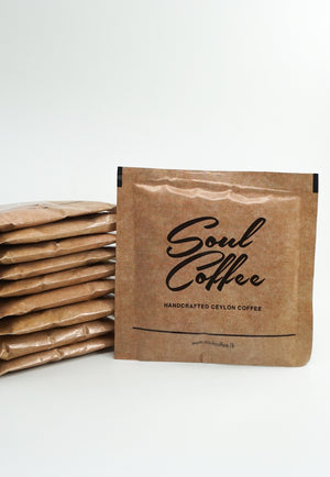 Coffee Sachet (15g x 10 ) - Ground Coffee