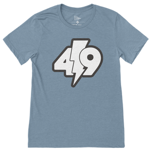 419 Lightning Bolt T-Shirt