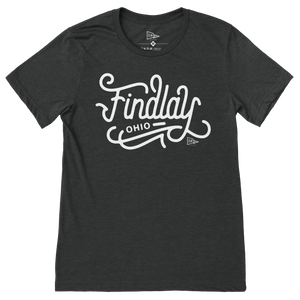 Findlay Script T-Shirt
