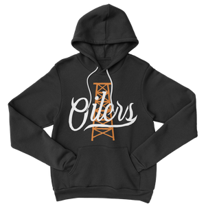 "University of Findlay ""Retro Oilers"" Crewneck Hoodie"