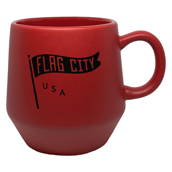 Findlay Flag City Coffee Mug