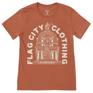 Findlay Ohio Flag City T-Shirt