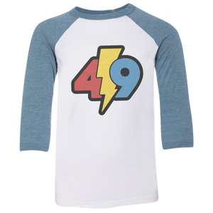 419 Lightning Bolt Kids T-Shirt