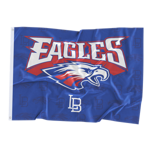 Liberty-Benton Eagles 3x5 Flag
