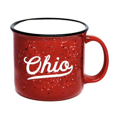Ohio Script Coffee Mug