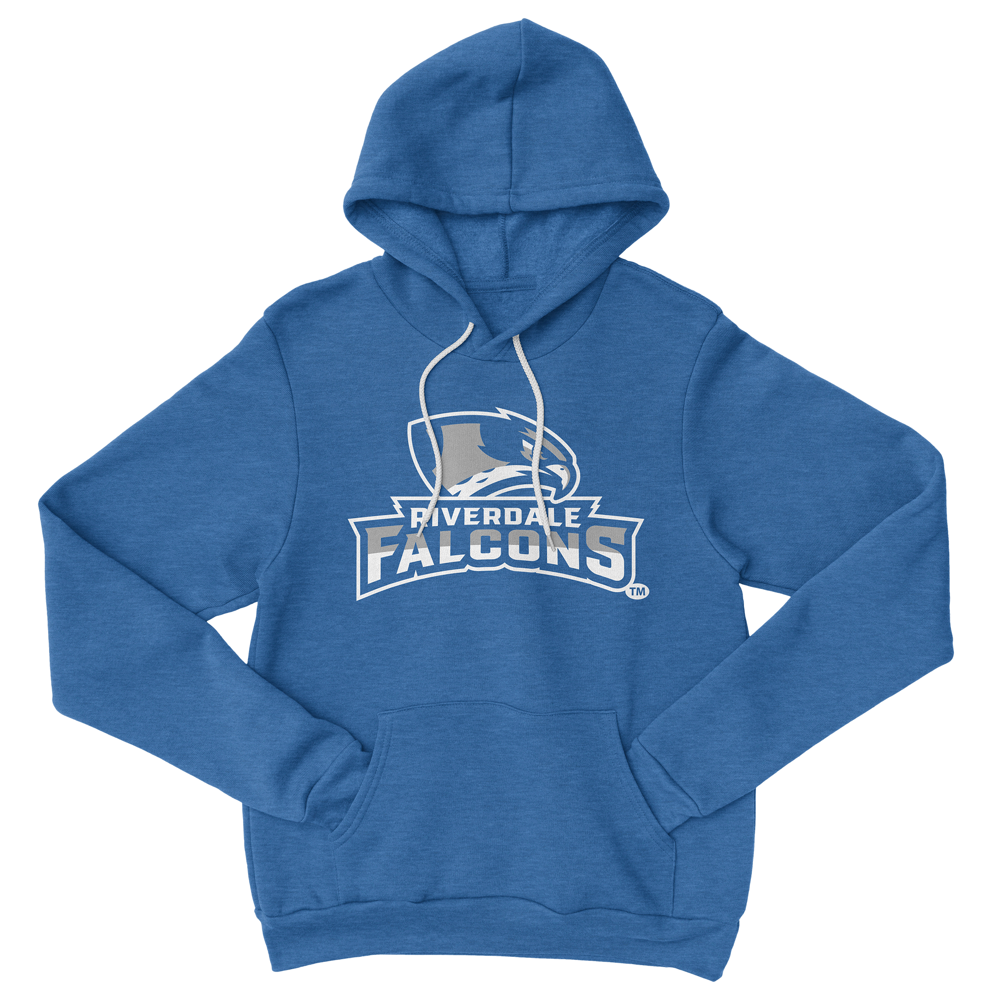 Riverdale Falcons Logo Pullover Hoodie