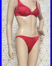 NEW TOM FORD for GUCCI RED SWIMSUIT L size