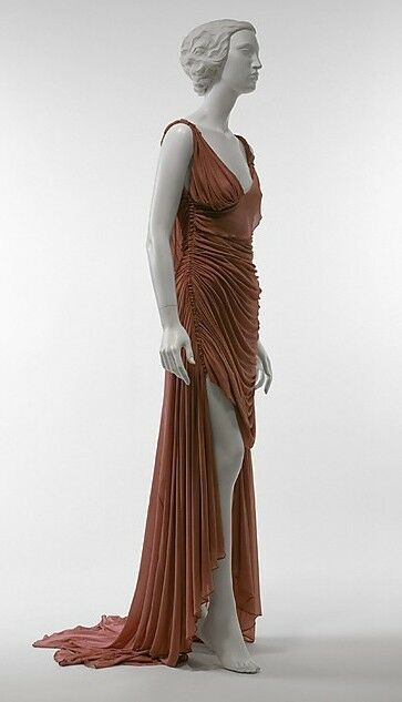 VINTAGE TOM FORD for GUCCI SILK GOWN****VERY RARE!!! AS SEEN IN MET