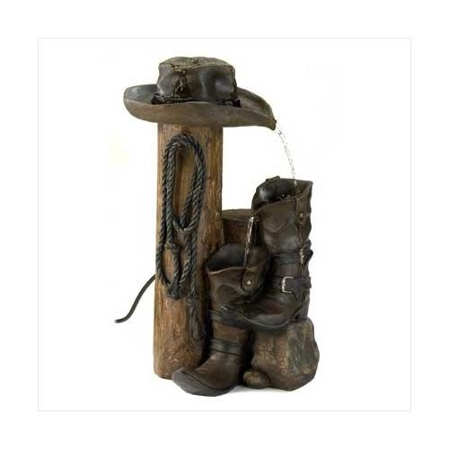 Wild Western Water Fountain (pack of 1 EA)