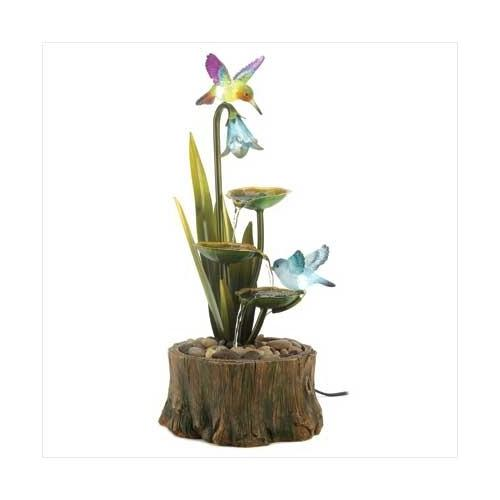 Hummingbird Haven Fountain (pack of 1 EA)