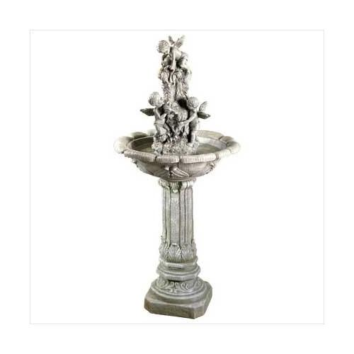Classic Outdoor Cherub Fountain (pack of 1 EA)