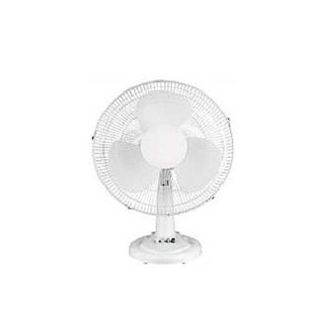 Optimus 12 in. Oscillating Table Fan