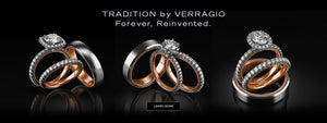 Click to shop Tradition collection by Verragio. Forever, reinvented. Birmingham jewelry